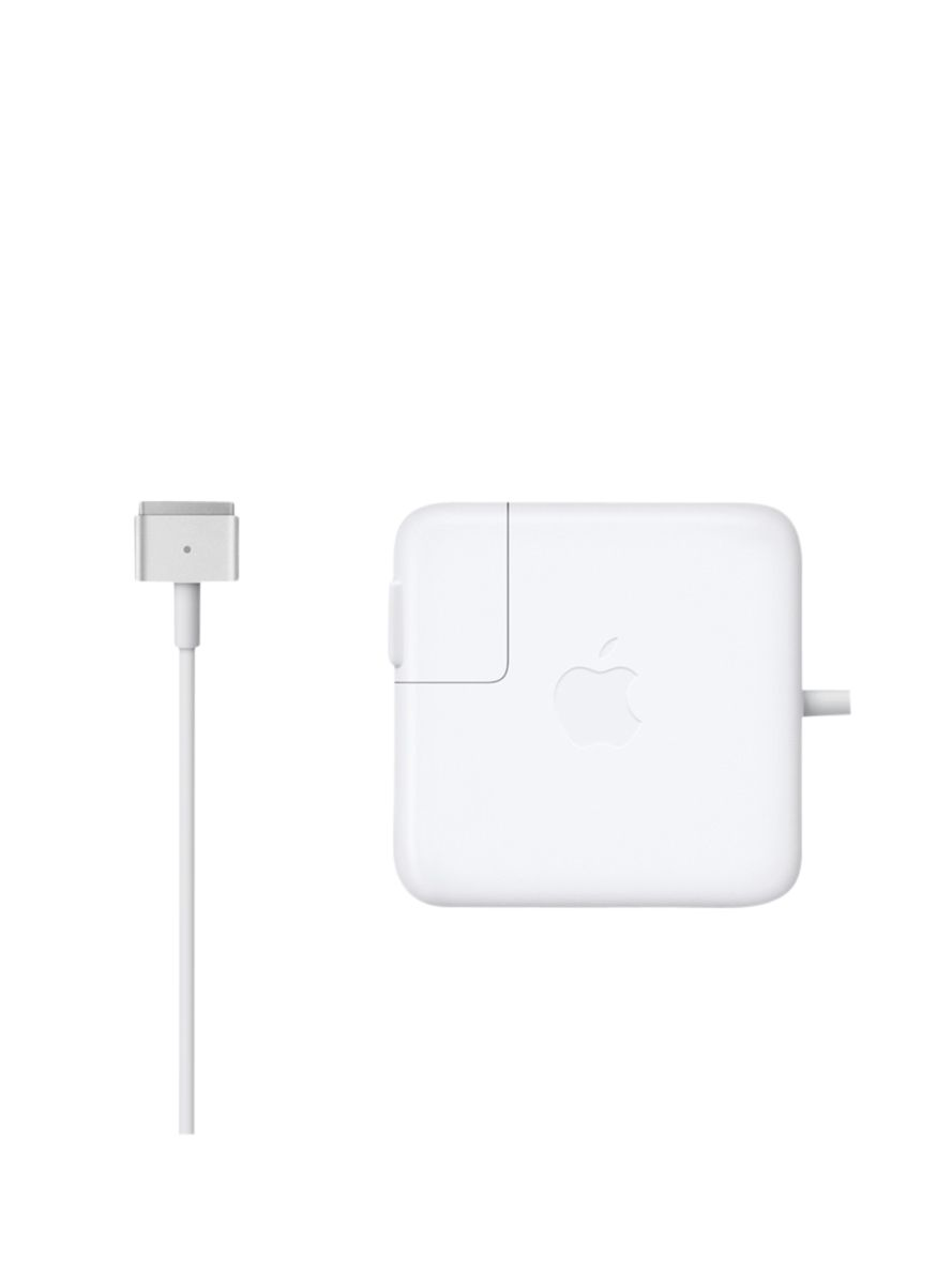Apple 45W MagSafe 2 Power Adapter for MacBook Air at John Lewis & Partners