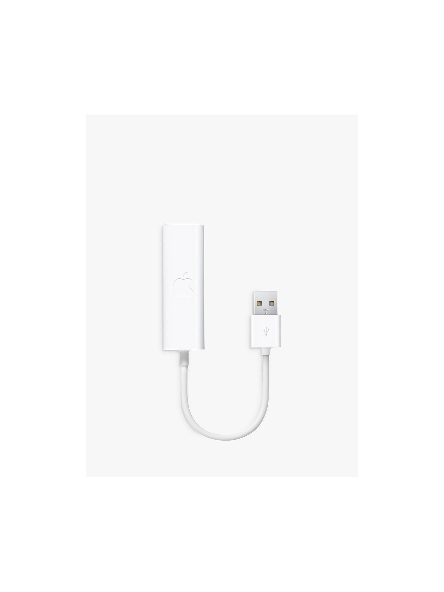 Buy Apple USB to Ethernet Adapter Online at johnlewis.com