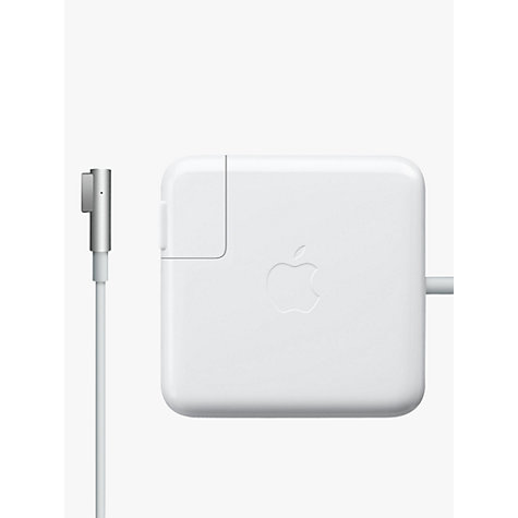 Buy Apple 85W MagSafe Power Adapter for 15- and 17-Inch MacBook Pros Online at johnlewis.com