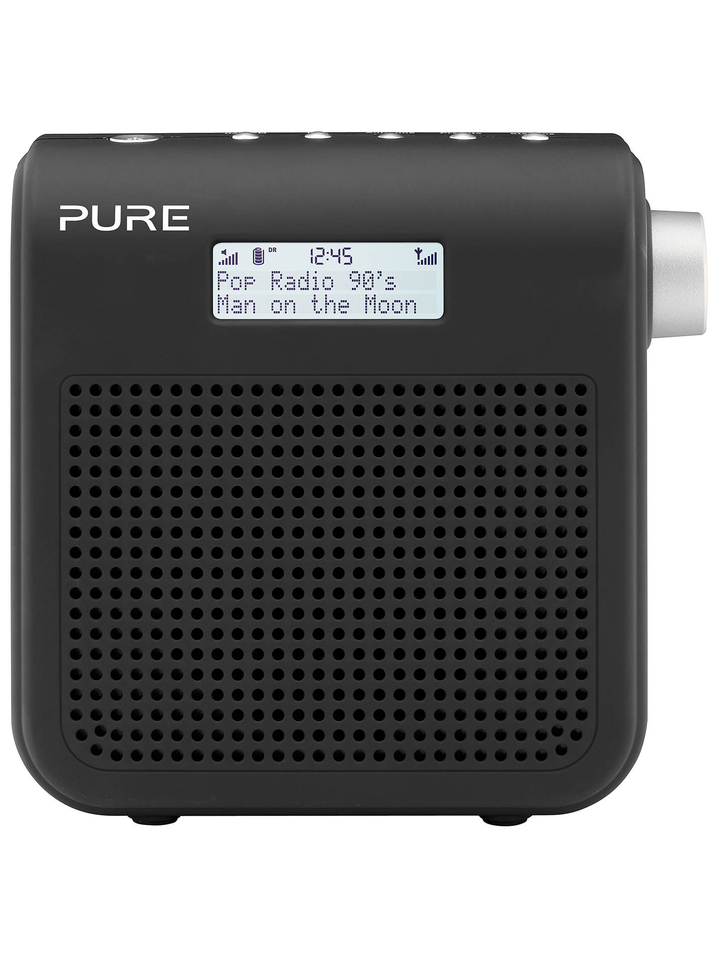 pure one mini series ii dab fm digital radio at john lewis. Black Bedroom Furniture Sets. Home Design Ideas