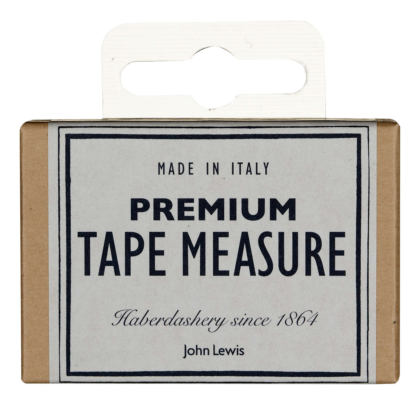 BuyJohn Lewis Heritage Premium Tape Measure Online at johnlewis.com