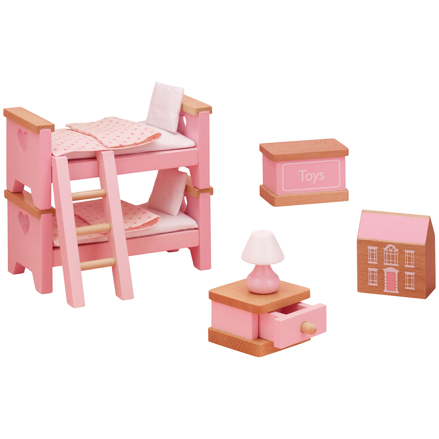 BuyJohn Lewis Dollu0027s House Accessories, Childrenu0027s Bedroom Furniture Online  At Johnlewis.com
