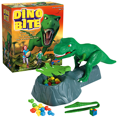 Image of Dino Bite Action and Reflex Game