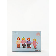 Buy John Lewis Doll's House Accessories, Family Set Online at johnlewis.com