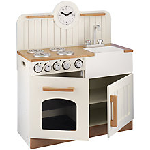 Buy John Lewis Country Play Wooden Kitchen Online at johnlewis.com