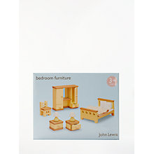 Buy John Lewis Doll's House Accessories, Master Bedroom Furniture Online at johnlewis.com