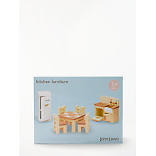 Buy John Lewis Doll's House Accessories, Kitchen Online at johnlewis.com