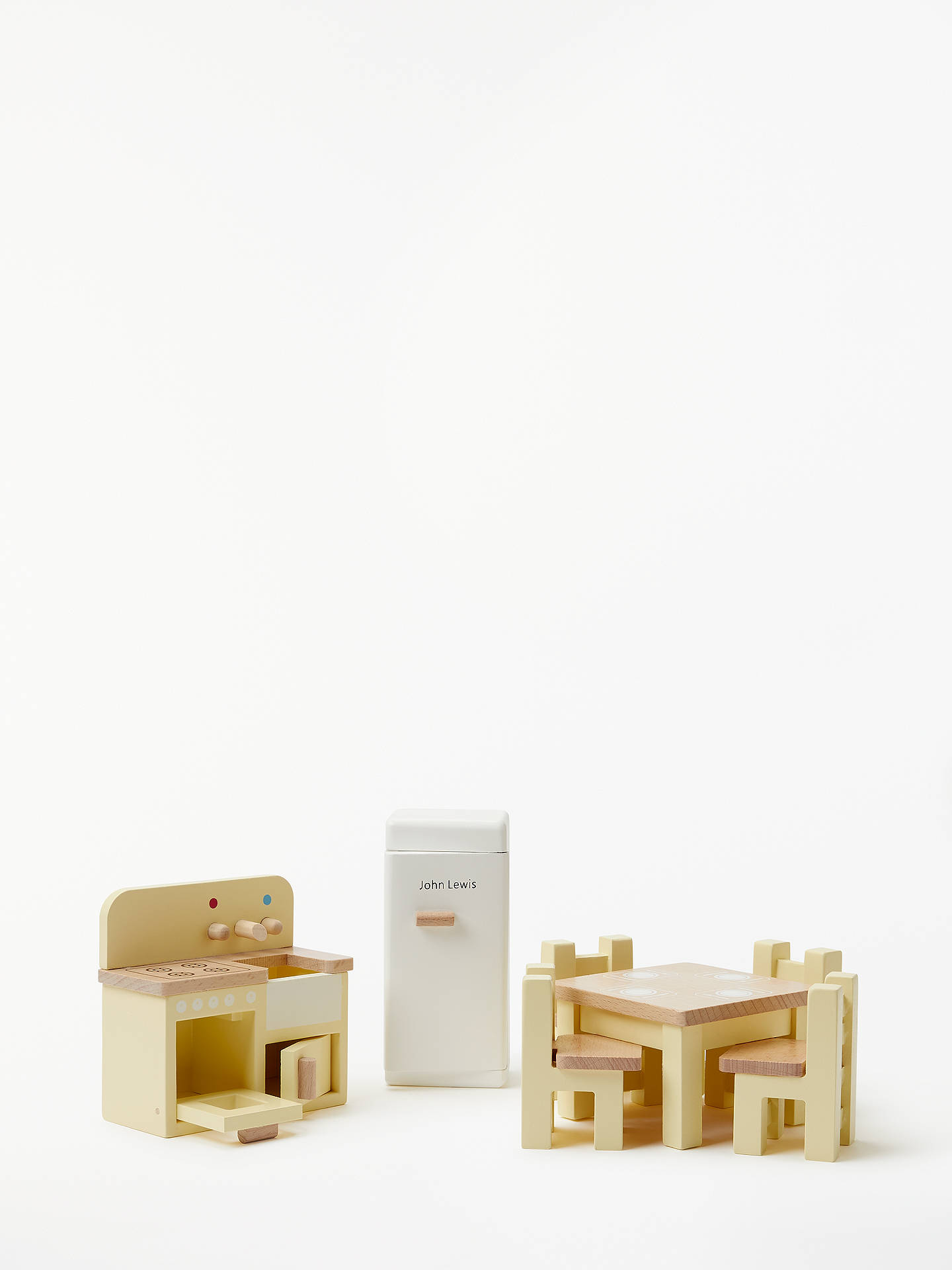 Buy John Lewis & Partners Doll's House Accessories, Kitchen Online at johnlewis.com