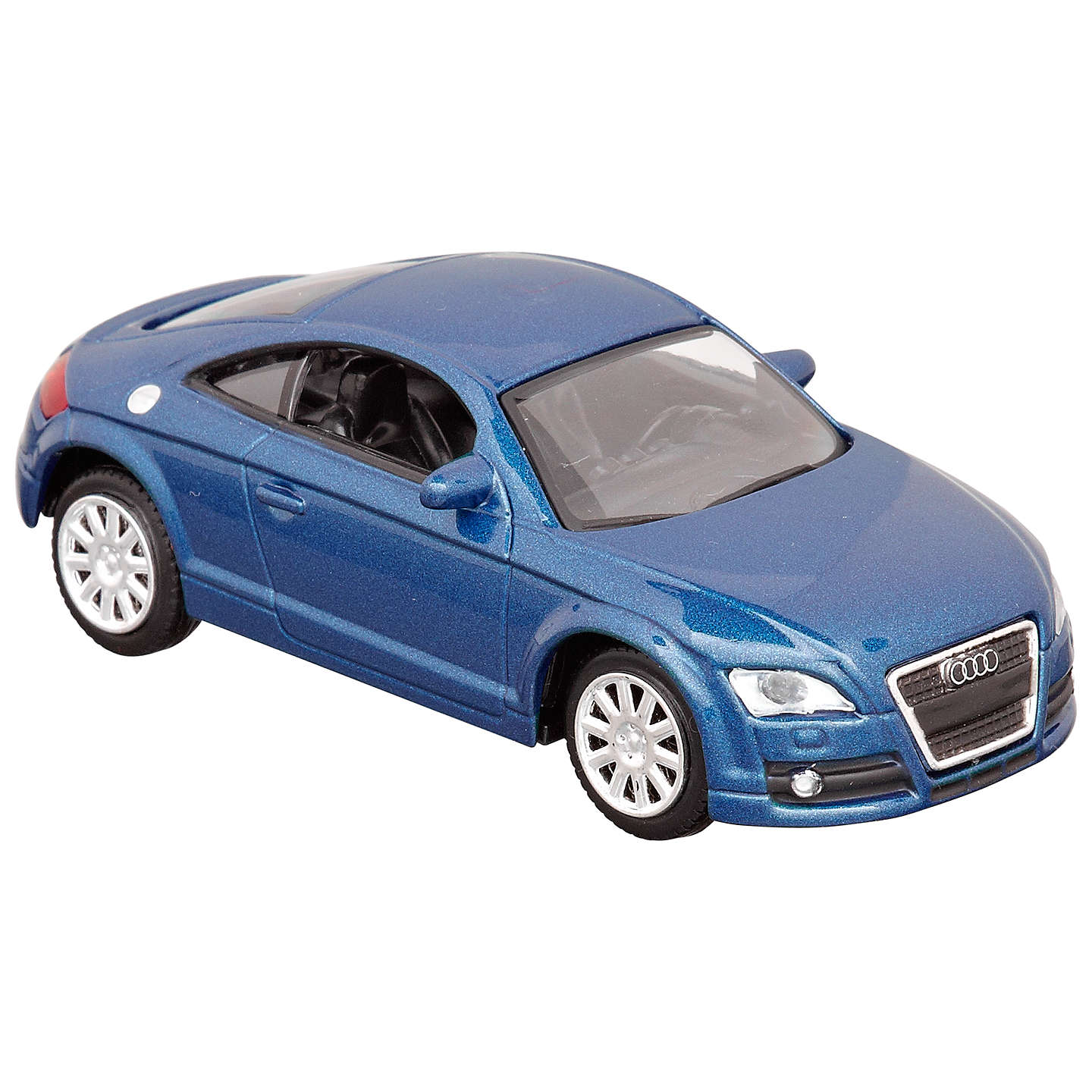 BuyJohn Lewis Pull Back Friction Cars, Pack of 4 Online at johnlewis.com