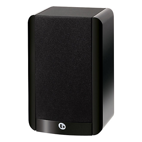 Buy Boston Acoustics A23 Bookshelf Speaker, Black Online at johnlewis.com