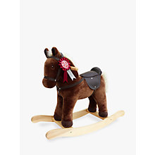 Buy John Lewis My First Rocking Horse Online at johnlewis.com