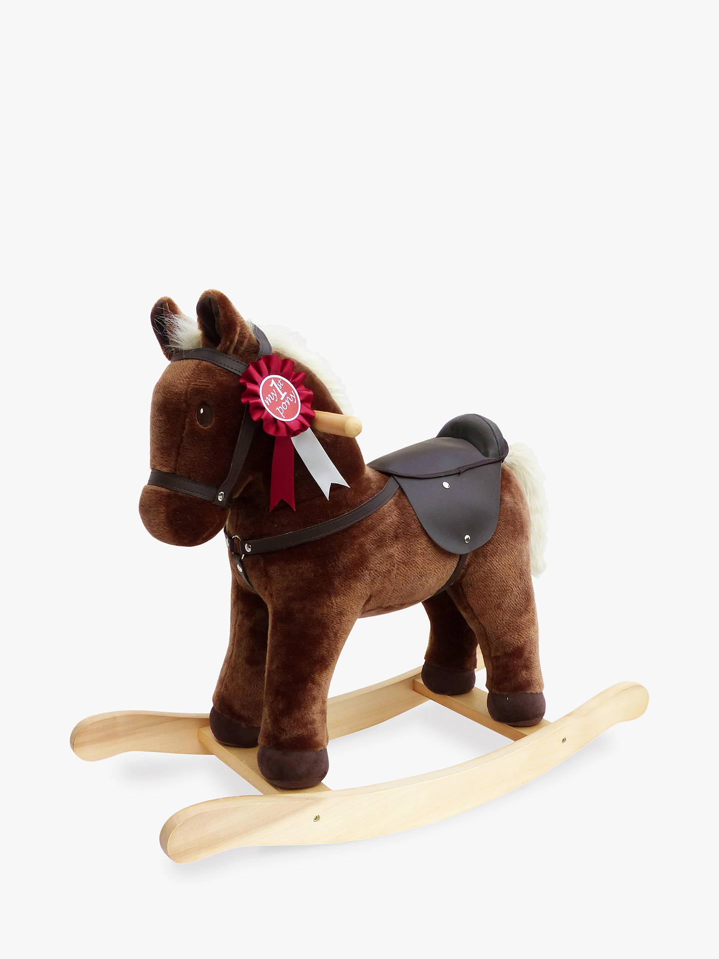 Buy John Lewis & Partners My First Rocking Horse Online at johnlewis.com