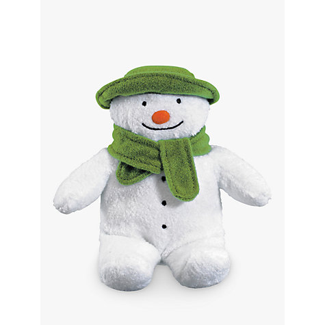 Buy The Snowman Bean Toy Online at johnlewis.com