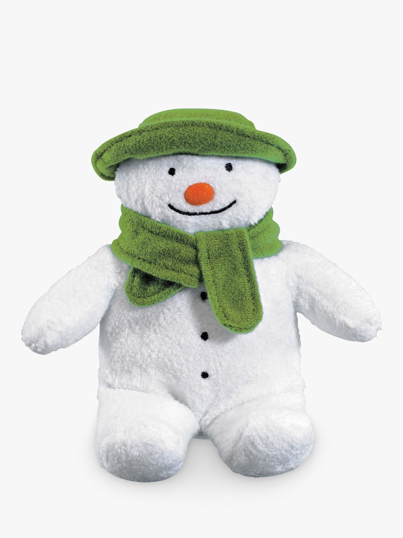 The Snowman The Snowman Bean Soft Toy