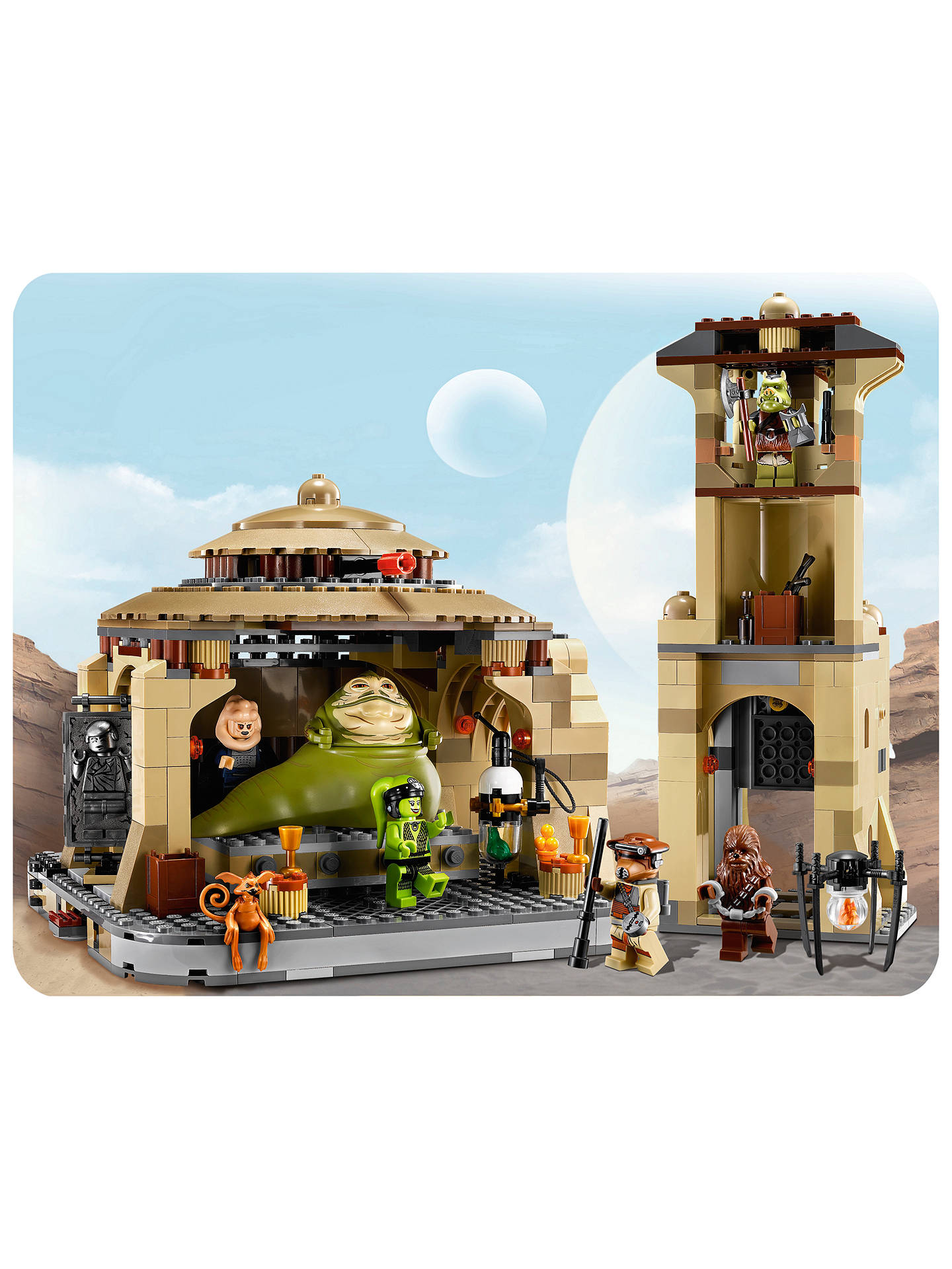 Lego Star Wars Jabbas Palace At John Lewis Partners