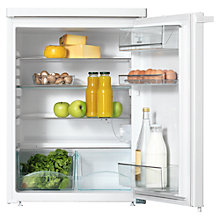 Buy Miele K12020S-1 Larder Fridge, A+ Energy Rating, 60cm Wide, White Online at johnlewis.com