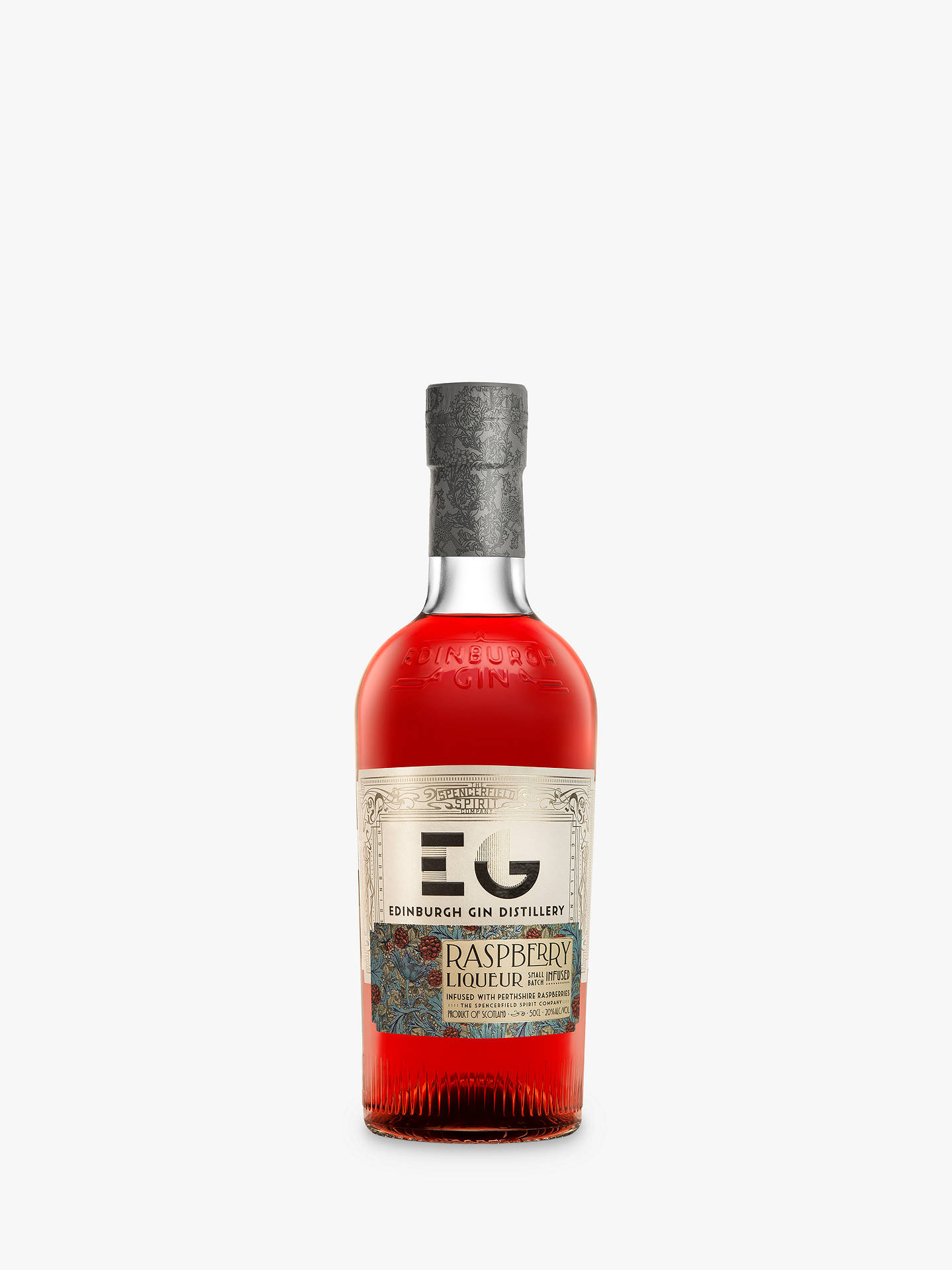 Buy Edinburgh Gin Raspberry Liqueur, 50cl Online at johnlewis.com