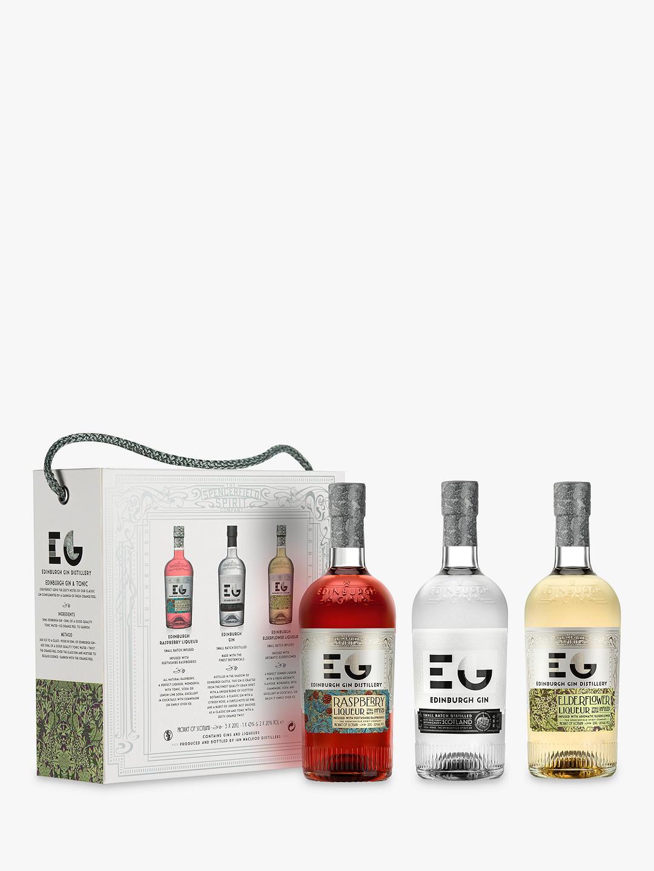 Edinburgh Gin Liqueur Selection, 60cl