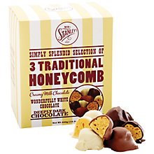 Buy Mr. Stanley's Honeycomb Selection Box, 300g Online at johnlewis.com