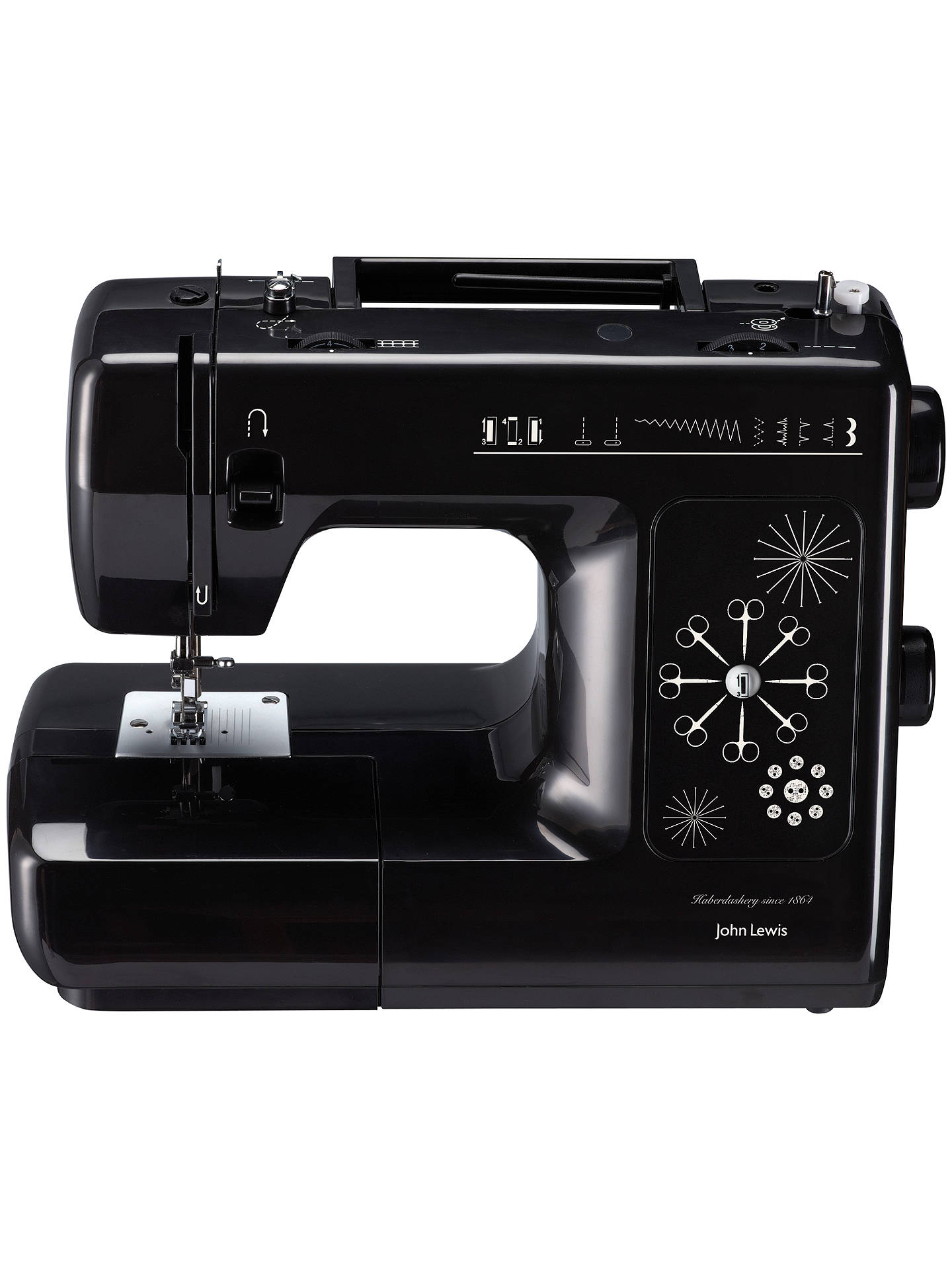 BuyJohn Lewis Heritage Sewing Machine, Limited Edition Online at johnlewis.com
