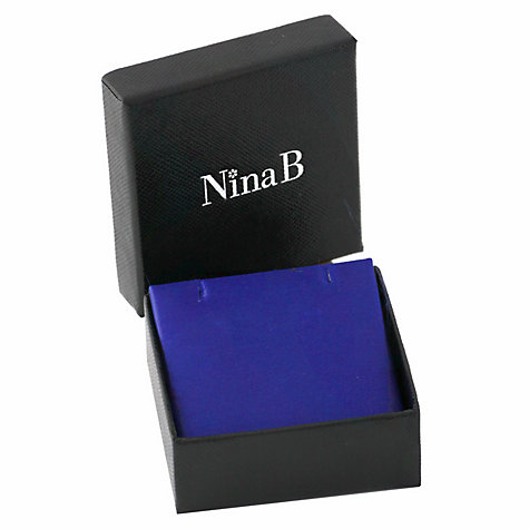 Buy Nina B Teardrop Stud Earrings Online at johnlewis.com