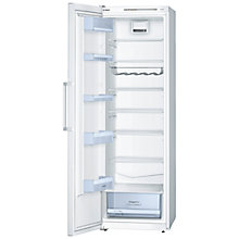 Buy Bosch KSV36VW30G Tall Larder Fridge, A++ Energy Rating, 60cm Wide, White Online at johnlewis.com
