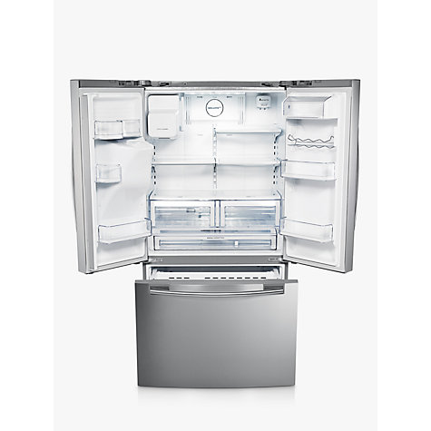 Buy Samsung Rfg23uers 3 Door Fridge Freezer Stainless