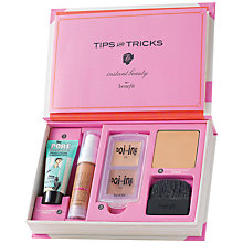 Buy Benefit How To Look The Best At Everything Kit, Dark Online at johnlewis.com
