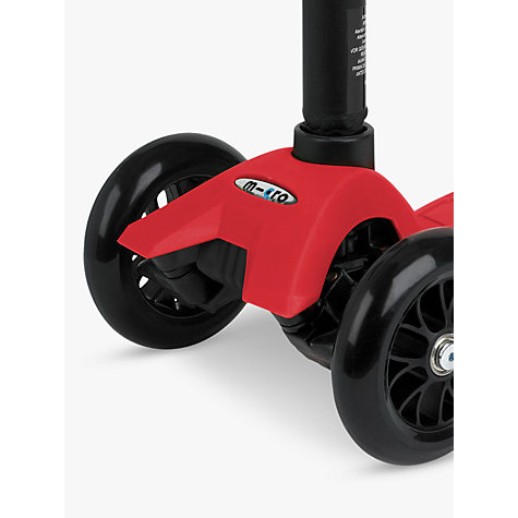 Buy Maxi Micro Scooter, 6-12 years, Red Online at johnlewis.com