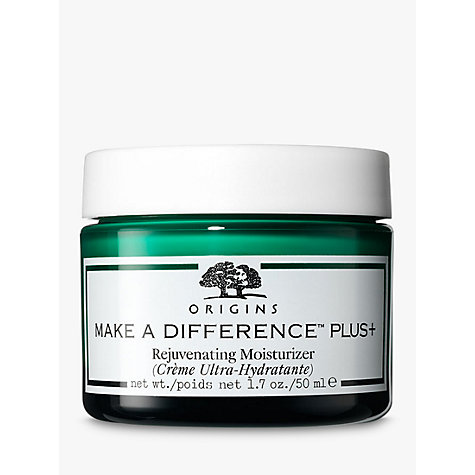 Buy Origins Make A Difference™ Plus+ Rejuvenating Moisturizer, 50ml Online at johnlewis.com