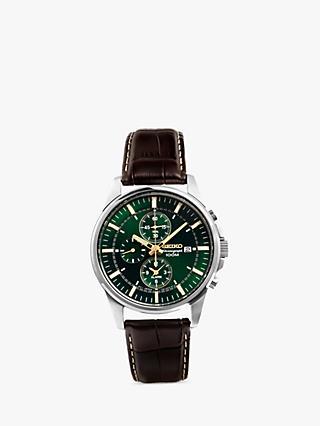 Seiko | Men's Watches | John Lewis & Partners