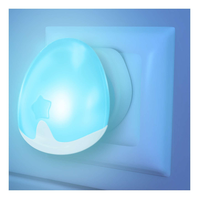 Pabobo Night Light, Blue at John Lewis