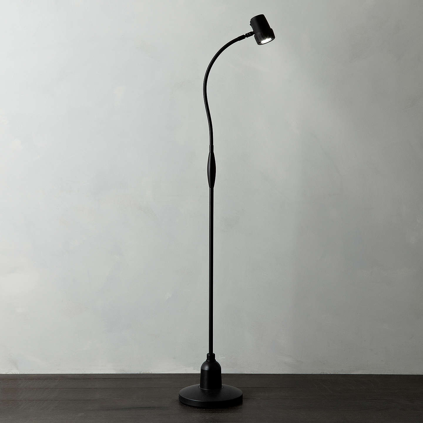 Serious Readers Alex Dimmable LED Floor Lamp at John Lewis