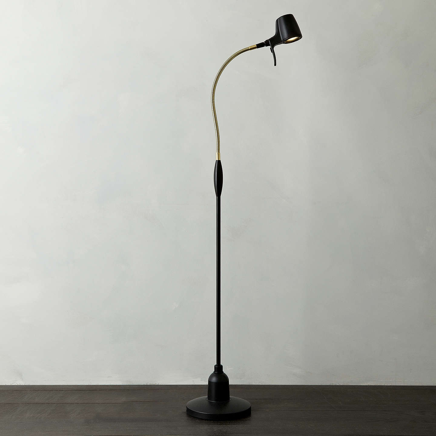 Serious readers high definition floor lamp at john lewis buyserious readers high definition floor lamp blackbrass online at johnlewis mozeypictures Choice Image