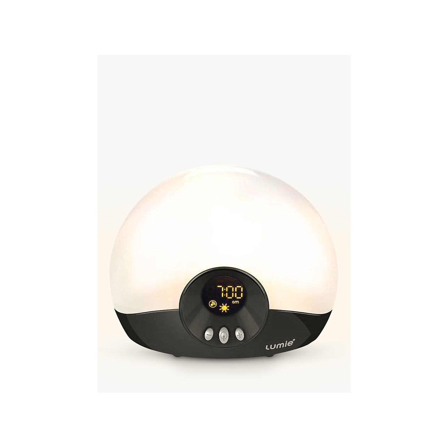 Buy Lumie Bodyclock Go 75 Wake Up To Daylight Light Online At Johnlewis