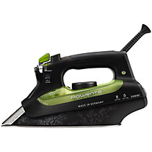Buy Rowenta DW6010 Eco Focus Steam Iron Online at johnlewis.com