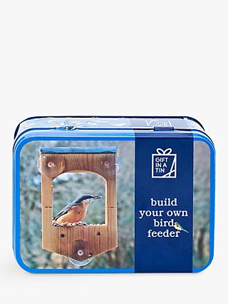 Apples to Pears Gift In a Tin Build Your Own Bird Feeder Craft Kit