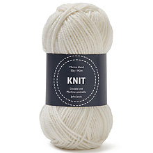Buy John Lewis Merino Blend DK Yarn, 50g Online at johnlewis.com