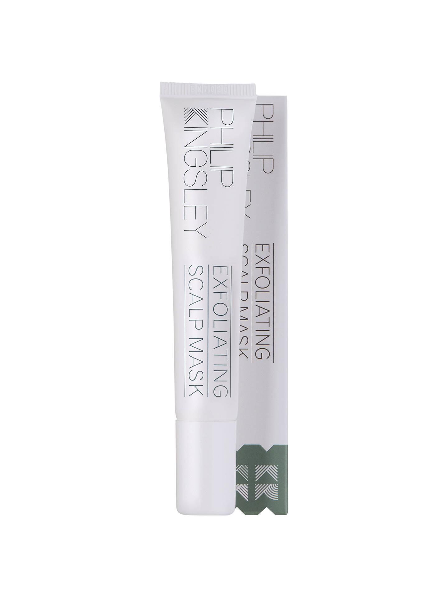 BuyPhilip Kingsley Exfoliating Scalp Mask, 20ml Online at johnlewis.com