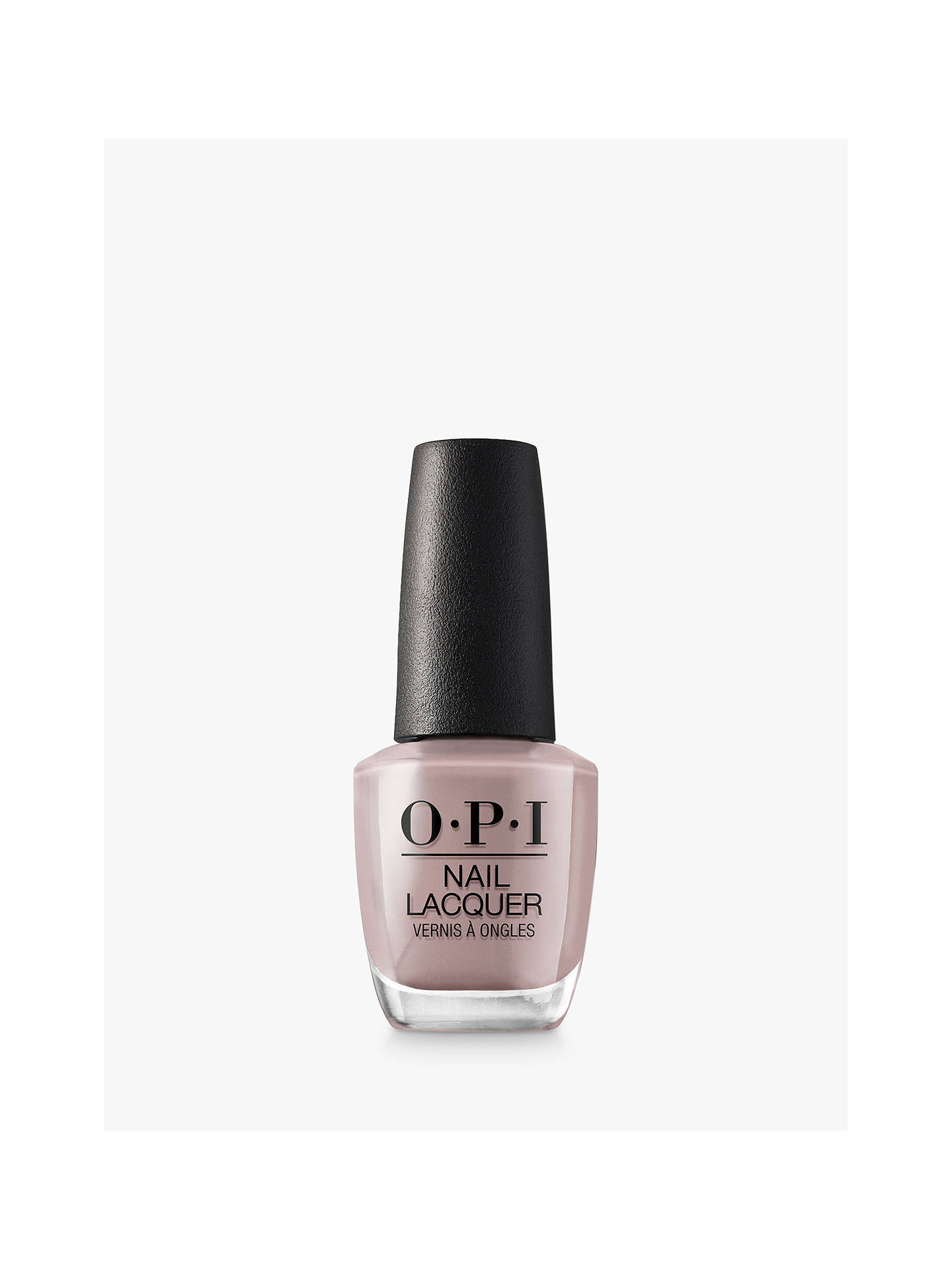 Buy OPI Nails - Nail Lacquer - Neutrals, Berlin There Done That, 15ml Online at johnlewis.com