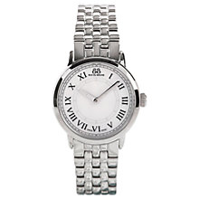 Buy 88 Rue Du Rhone 87WA120007 Women's Mother of Pearl Bracelet Strap Watch, Silver Online at johnlewis.com