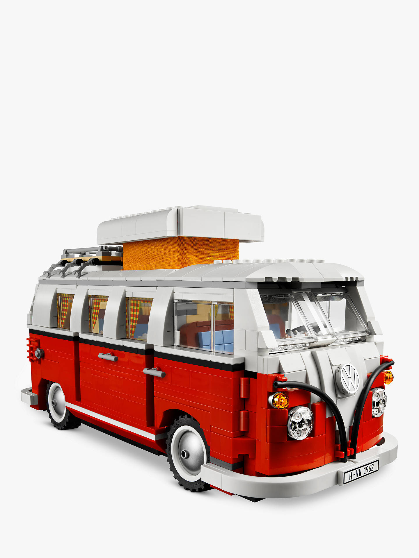 Buy LEGO Creator 10220 VW Camper Van Online at johnlewis.com