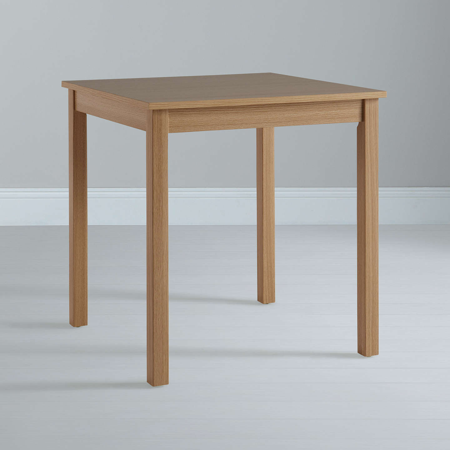 John lewis the basics daisy 2 seater dining table at john for Basic dining table