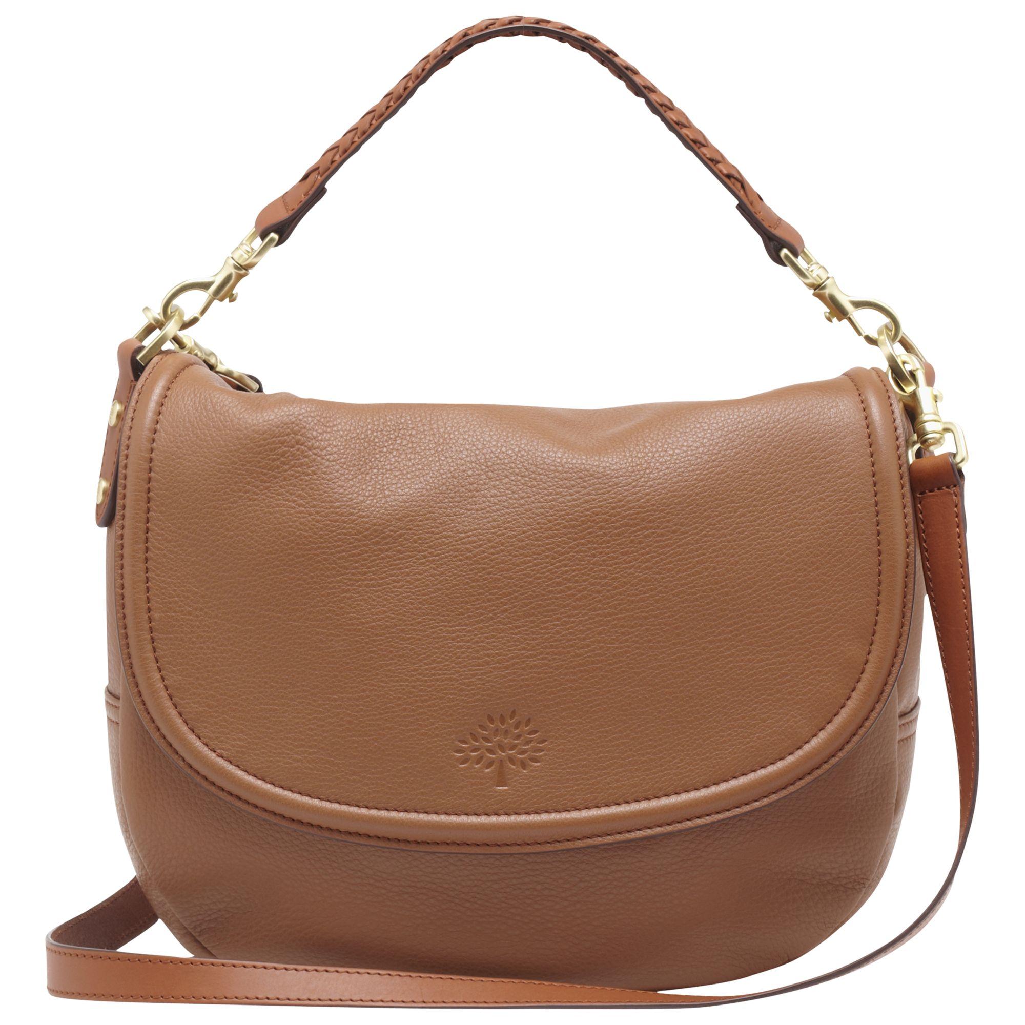f0fd64c456 Mulberry Leather Effie Satchel Bag at John Lewis   Partners