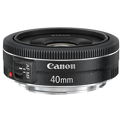 Image of Canon EF 40mm f/2.8 STM Pancake Lens