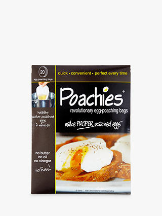 Buy Poachies Egg Poaching Bags Online at johnlewis.com