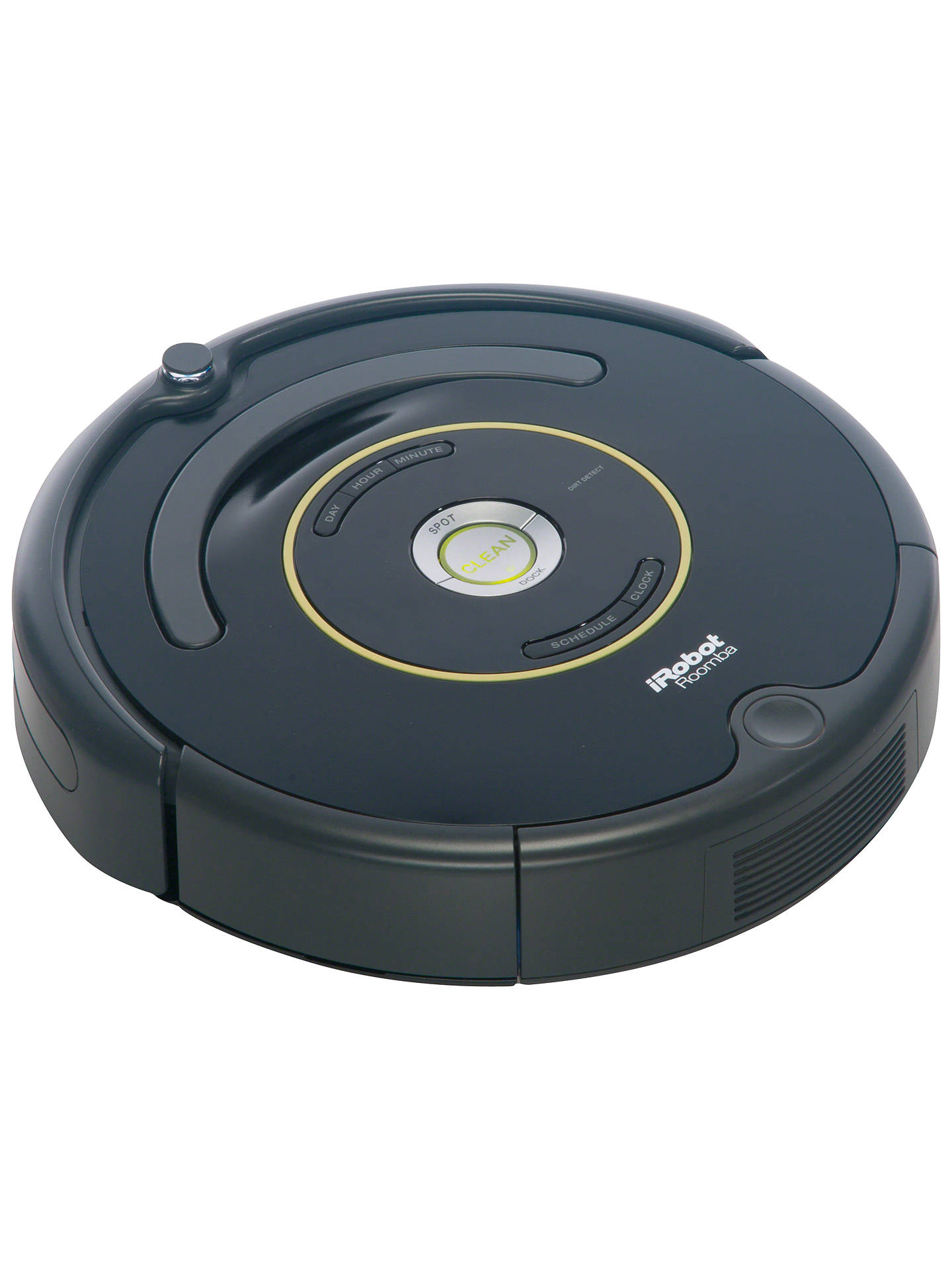 i-Robot Roomba 650 Vacuum Cleaner at John Lewis & Partners