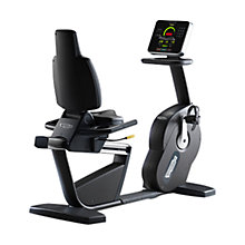 Buy Technogym Recline Forma Exercise Bike Online at johnlewis.com