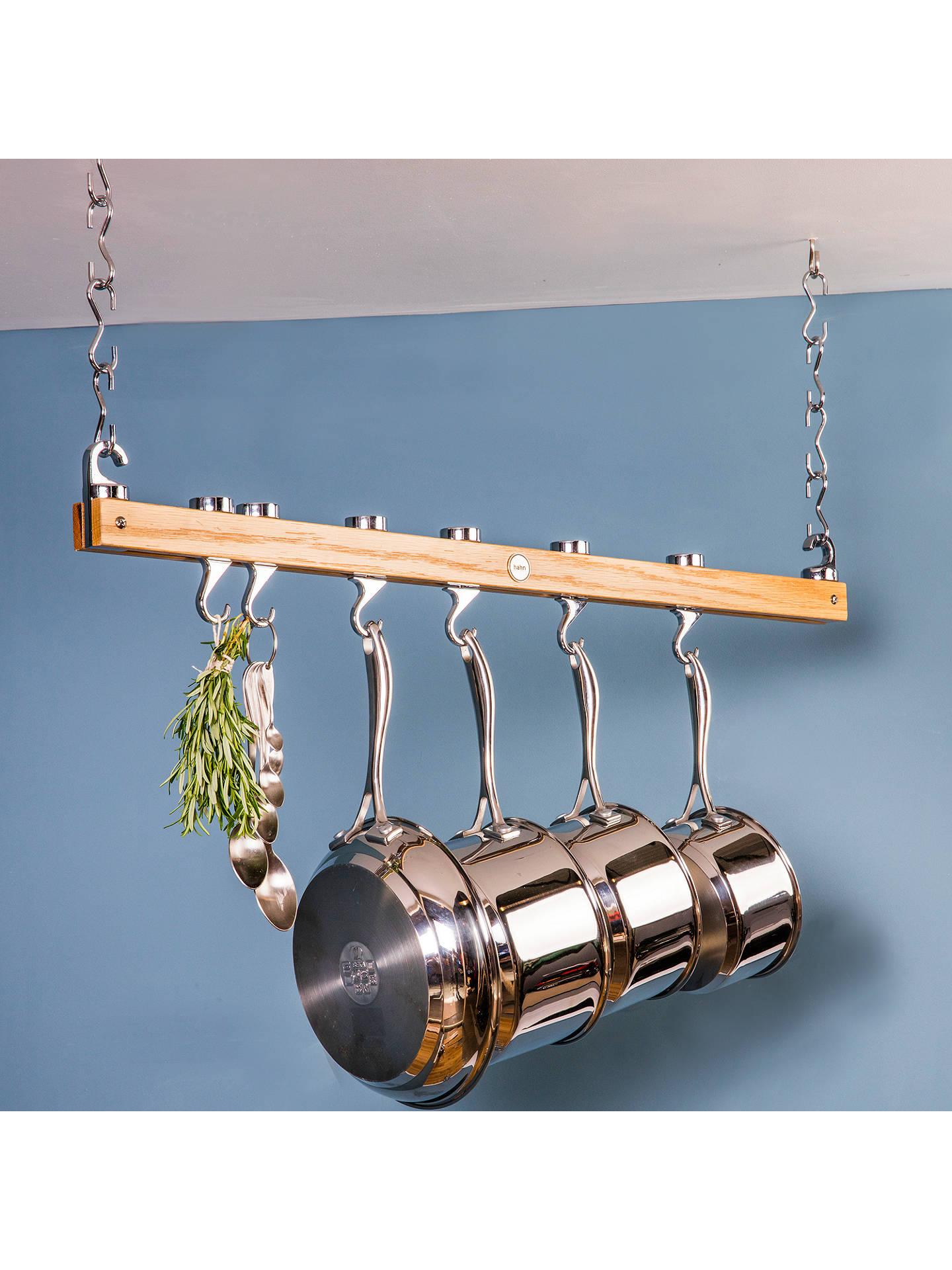 Hahn Premium Single Bar Hanging Rack