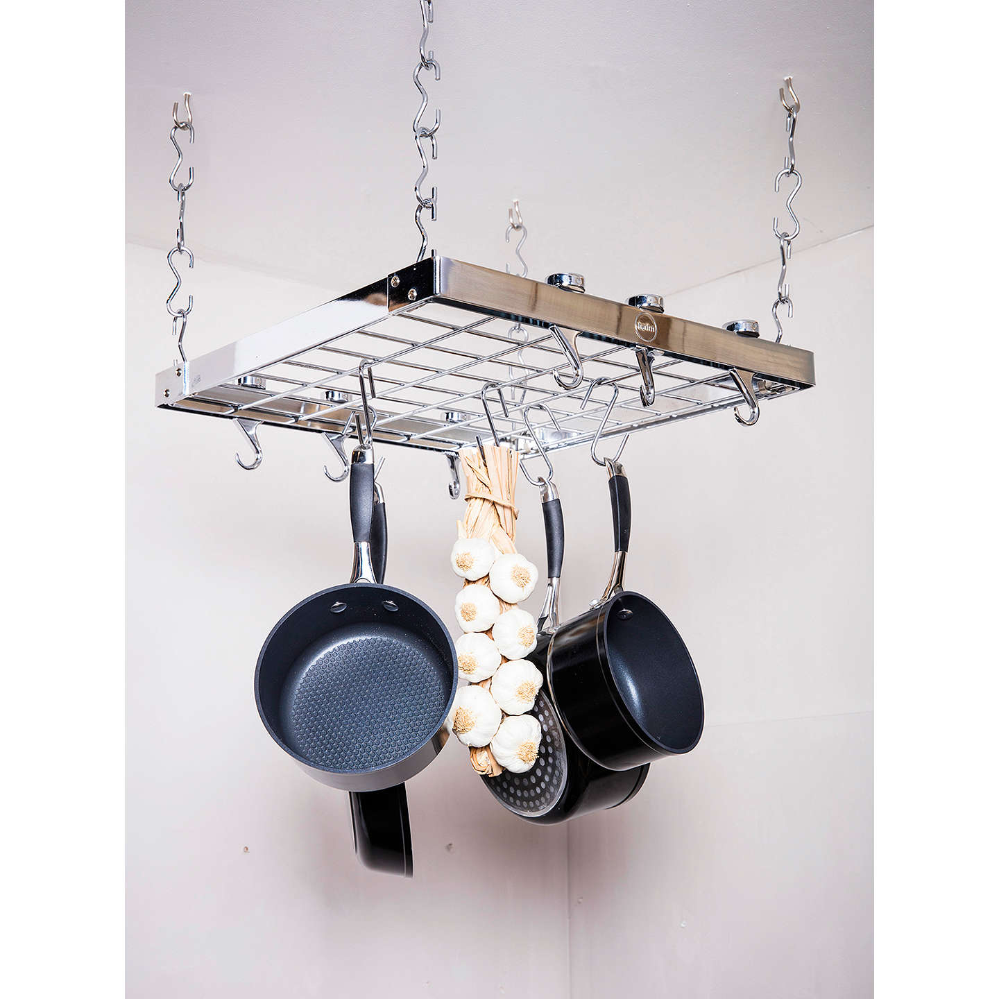 com pan with shld url shop zesproka pot rack wall net kitchen black hooks getimage your